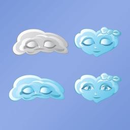 Little Cloud Emojis