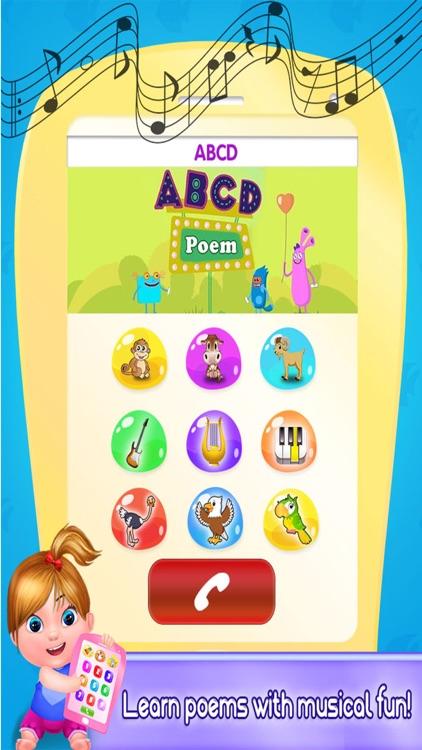 Baby Toys Phone Toddler Fun screenshot-3