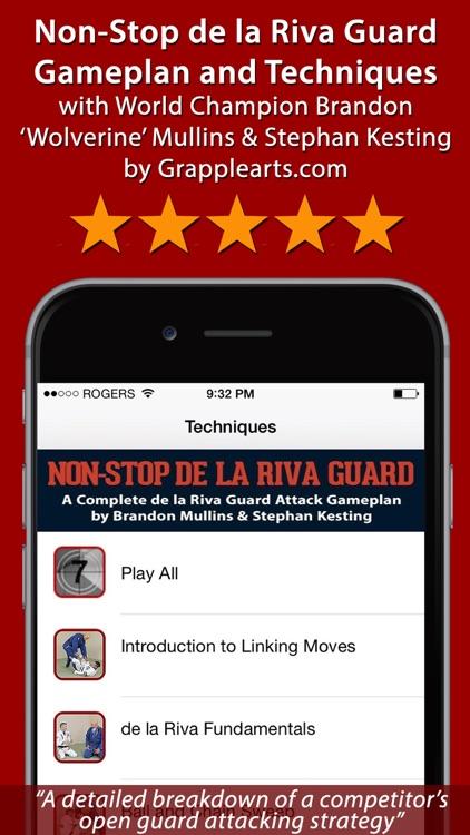 Non-Stop de la Riva Guard screenshot-0