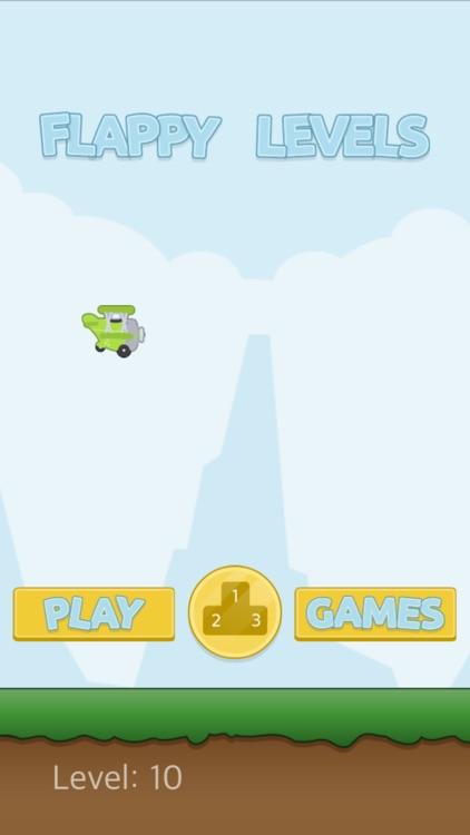 Flappy Levels screenshot-0