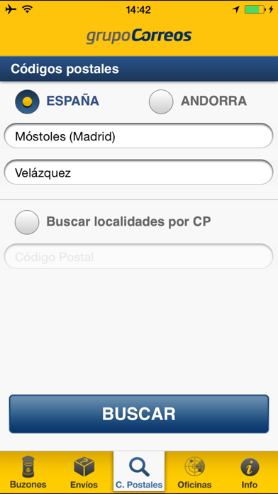 download Correos Info apps 2