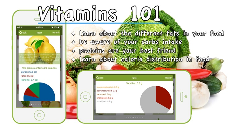 Vitamins 101 screenshot-3