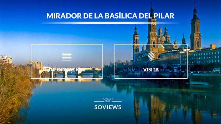 Mirador Basílica del Pilar