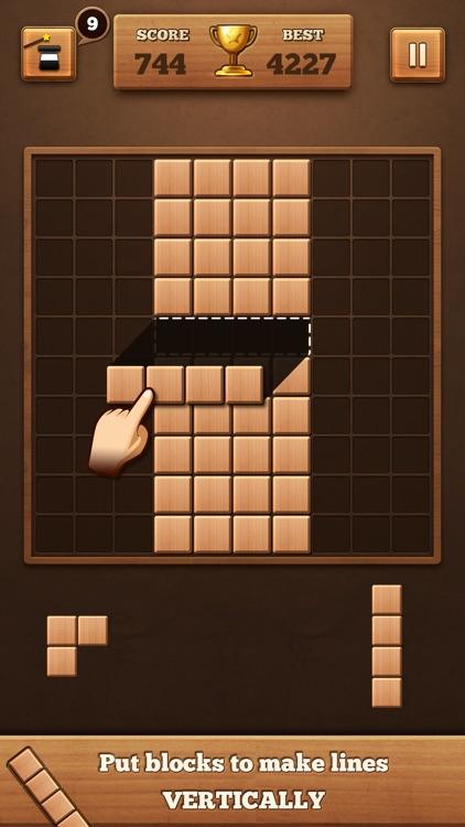 Fill Wooden Block: Wood Puzzle screenshot-4