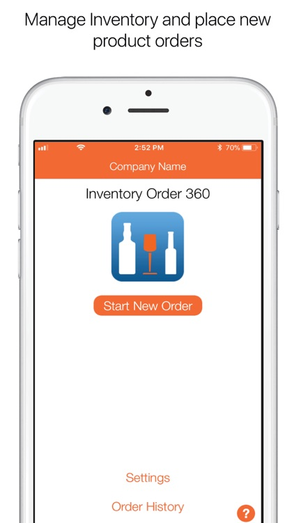 Inventory Order 360