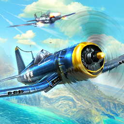 Ícone do app Sky Gamblers: Storm Raiders