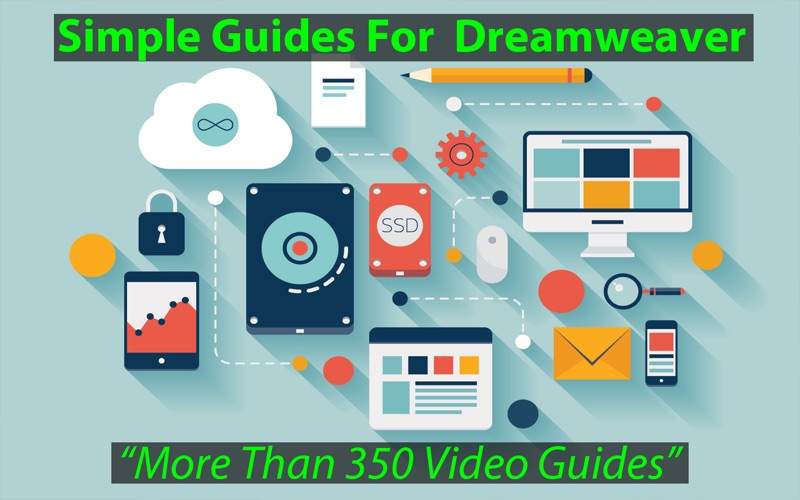 Simple Guides For  Dreamweaver screenshot 1