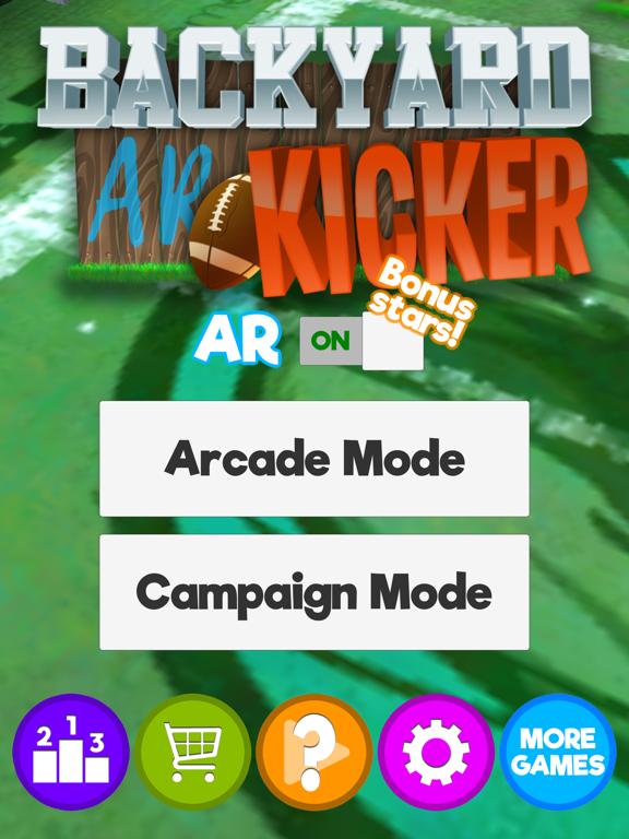 Backyard AR Kicker screenshot 6