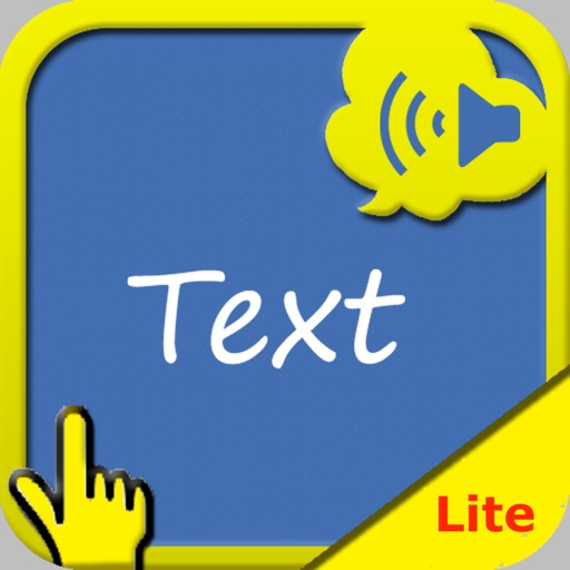 SpeakText Lite