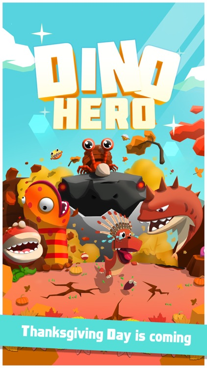 Dino Hero screenshot-0
