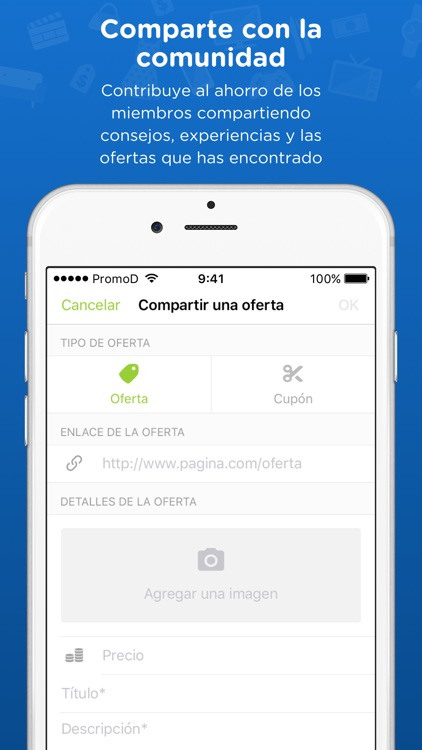 PromoDescuentos: ofertas screenshot-4