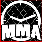 MMA Timer - Pro Mixed Martial Arts Round & Interval Timer icon