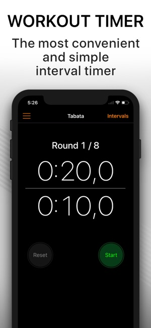 workout timer pro tabata wod on the app store