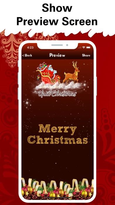 christmas countdown timer 2018