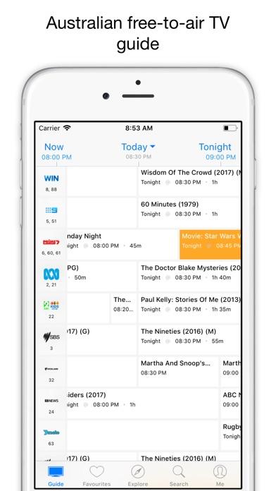 Download TV Guide Australia: AusTV for Pc