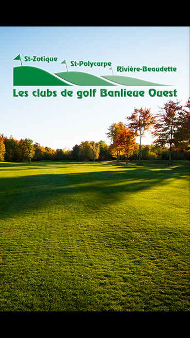 Golf Banlieue Ouest screenshot 1