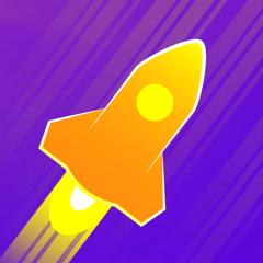 Two Rockets - Space Race