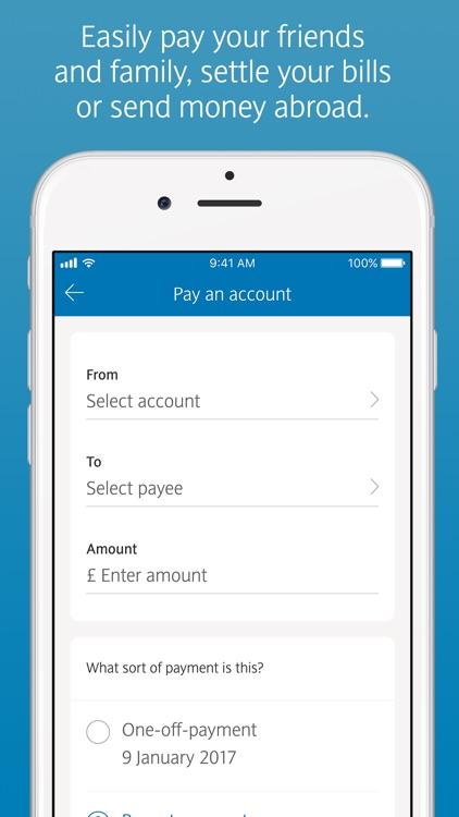 Barclays Mobile Banking screenshot-3
