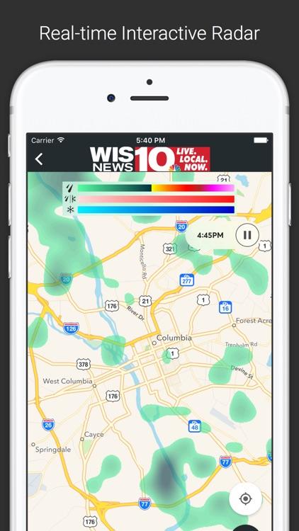 WIS News 10 screenshot-3