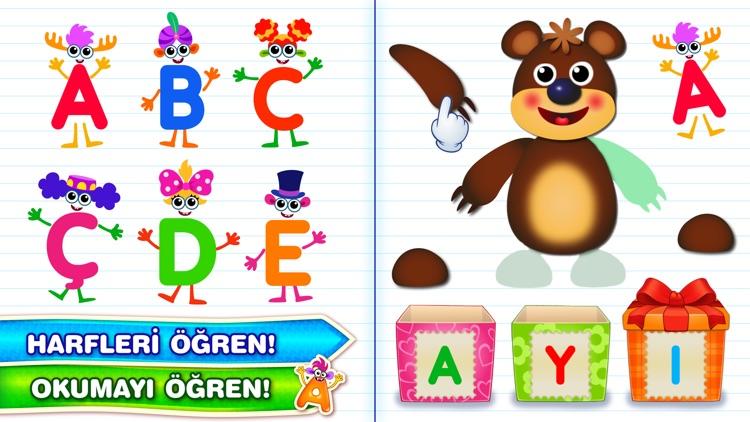 ABC Çocuklar Eğitici Oyunlar 3
