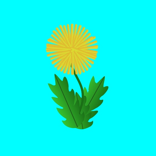 Dandelion Stickers