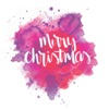 Watercolor Christmas Wishes
