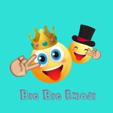 Activities of Big Big Emoji - fun emoji game