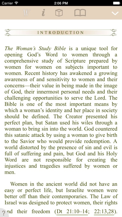 NIV Woman's Study Bible