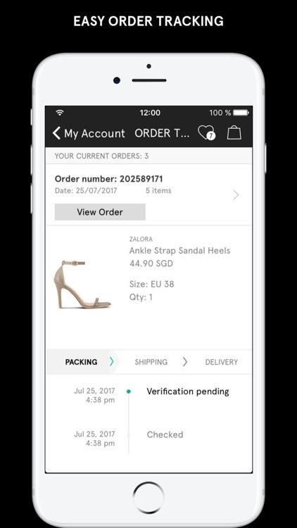 ZALORA - Fashion Shopping screenshot-4