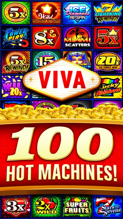 Viva™ Casino: Las Vegas Slots screenshot-3