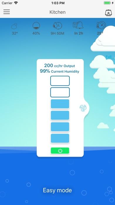 Screenshot #1 for Habitat Humidifier
