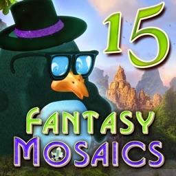 Fantasy Mosaics 15