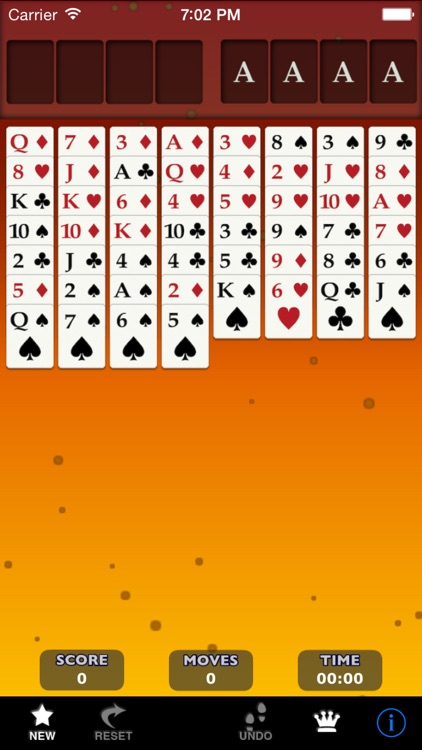 NBTD FreeCell Lite screenshot-1