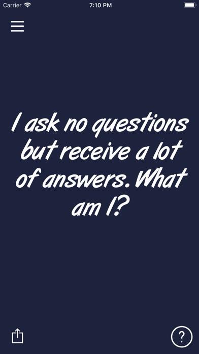Riddles - Guess the answer Screenshots