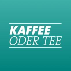 Kaffee Oder Tee Im App Store