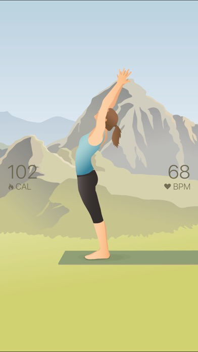 Screenshot for Pocket Yoga in Pakistan App Store