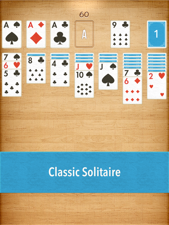 Solitaire - Play the most fun and classic solitaire card game for free screenshot