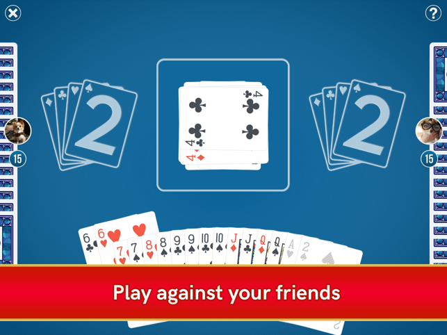 Big 2 Poker!, game for IOS