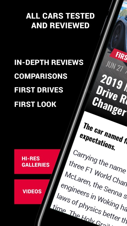 CarBuzz - Car News and Reviews screenshot-6