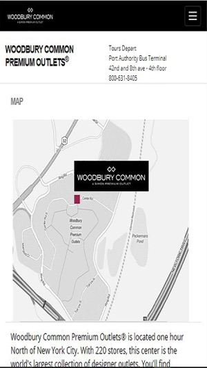b5277928c WoodburyCommon Premium Outlets on the App Store