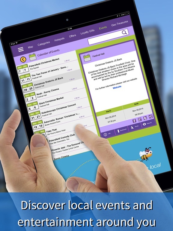 Screenshots for YogoBogo Guides