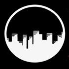 Gossip in the city icon