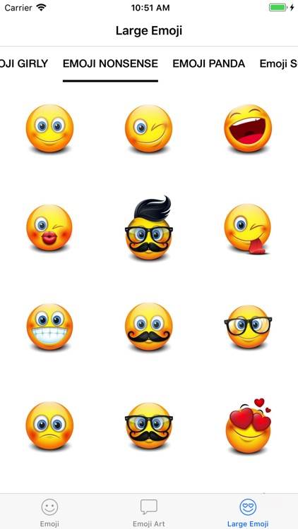 Fancy Emoji - Creative Emojis screenshot-3