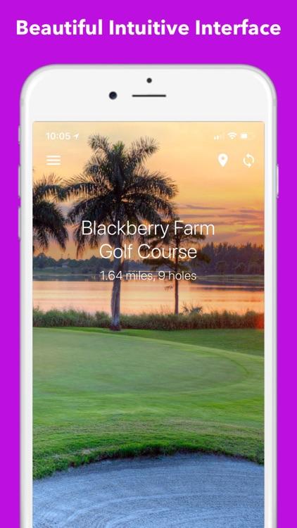 Golf GPS ++ screenshot-4