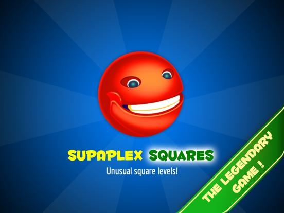Supaplex SQUARES на iPad