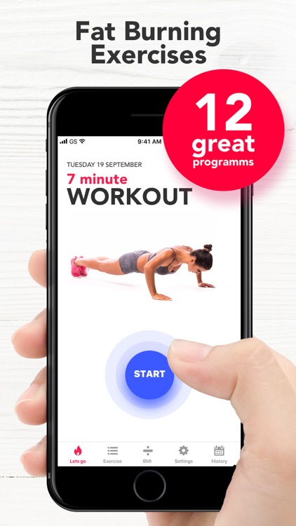 Home workout for women & gym