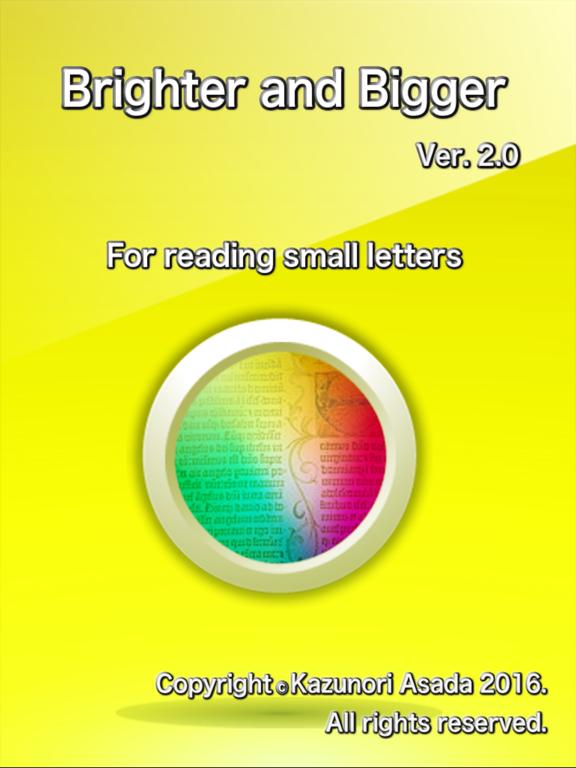 Brighter and Bigger iPad