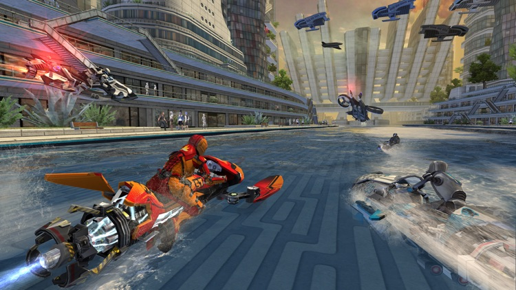 Riptide GP: Renegade screenshot-0