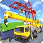 Construction Crane icon
