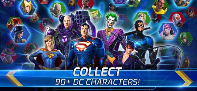 Hack Game DC Legends: Battle for Justice ipa free